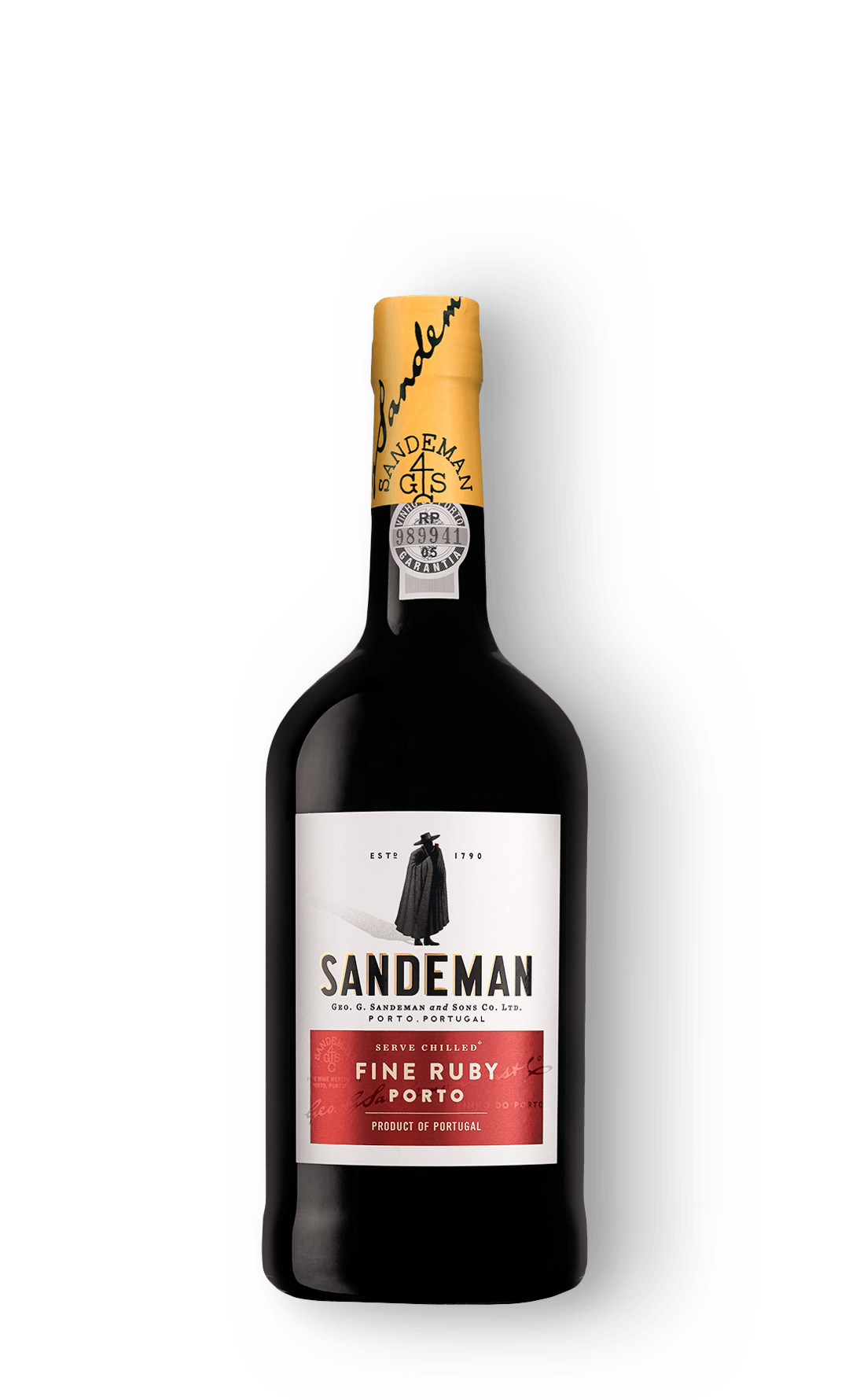 Sandeman Ruby Fineruby