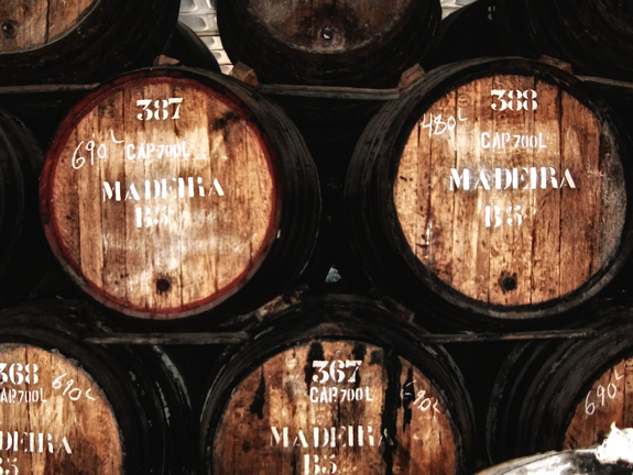 Madeira Maturation