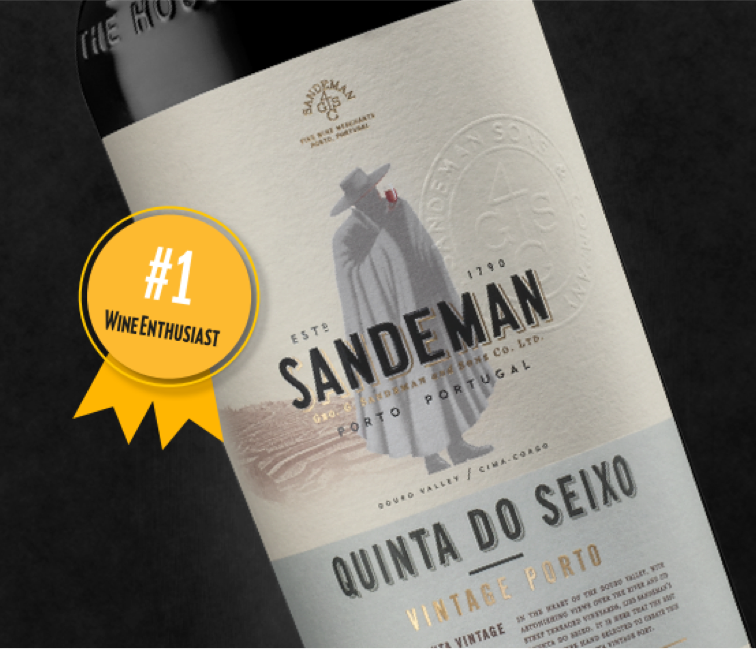 Quinta do Seixo 2017 is 1