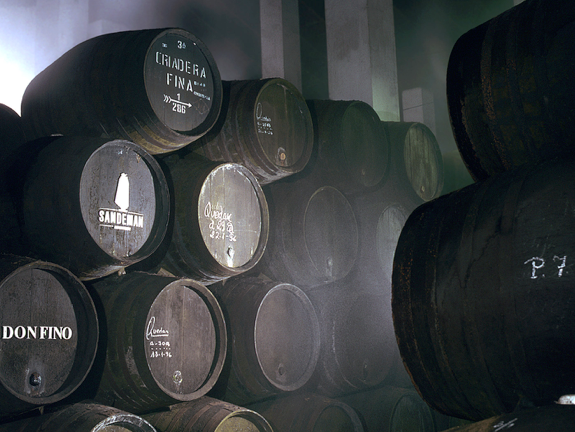 Sherry Maturation
